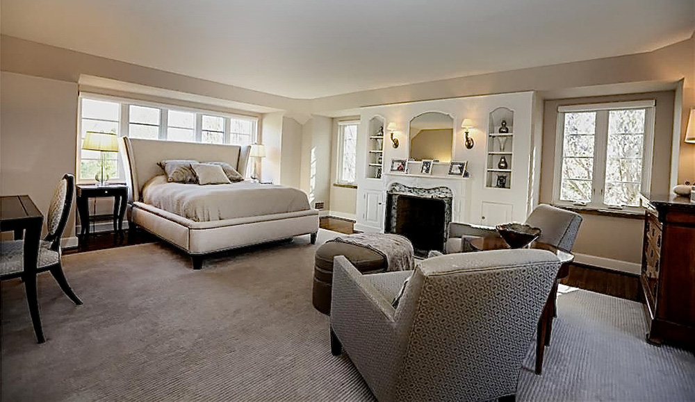 Bedroom Interior, By Anne Marie Weissend, Design Associates. We Are A Full