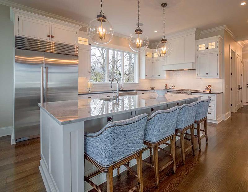 Kitchen Interior, By Anne Marie Weissend, Design Associates. We Are A Full