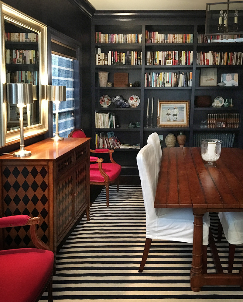 study interior by meg schucker design associates we are a full service - Full Service Interior Design